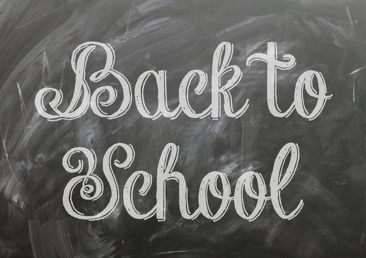 Back To School: Tips And Tricks