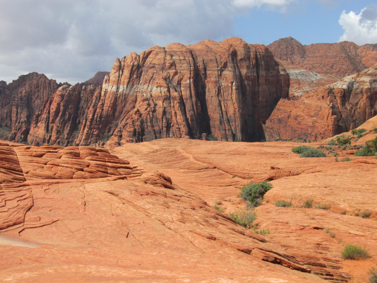 Utah State Parks: Snow Canyon, Coral Pink Sand Dunes, and Goosenecks
