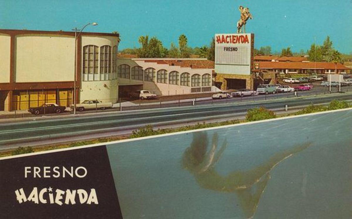 Motel Drive, Fresno
