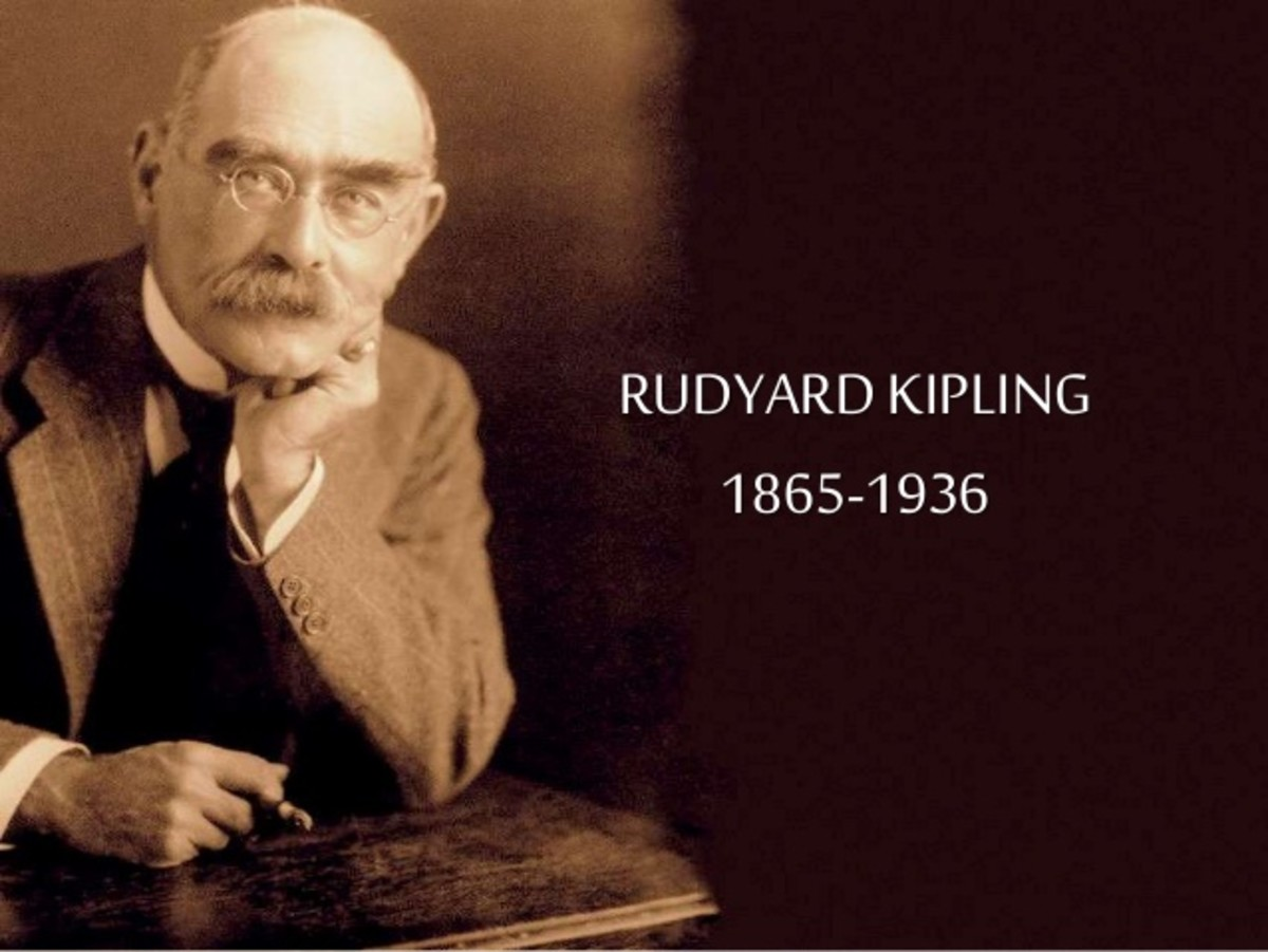Rudyard Kipling S Quot Helen All Alone Quot Owlcation