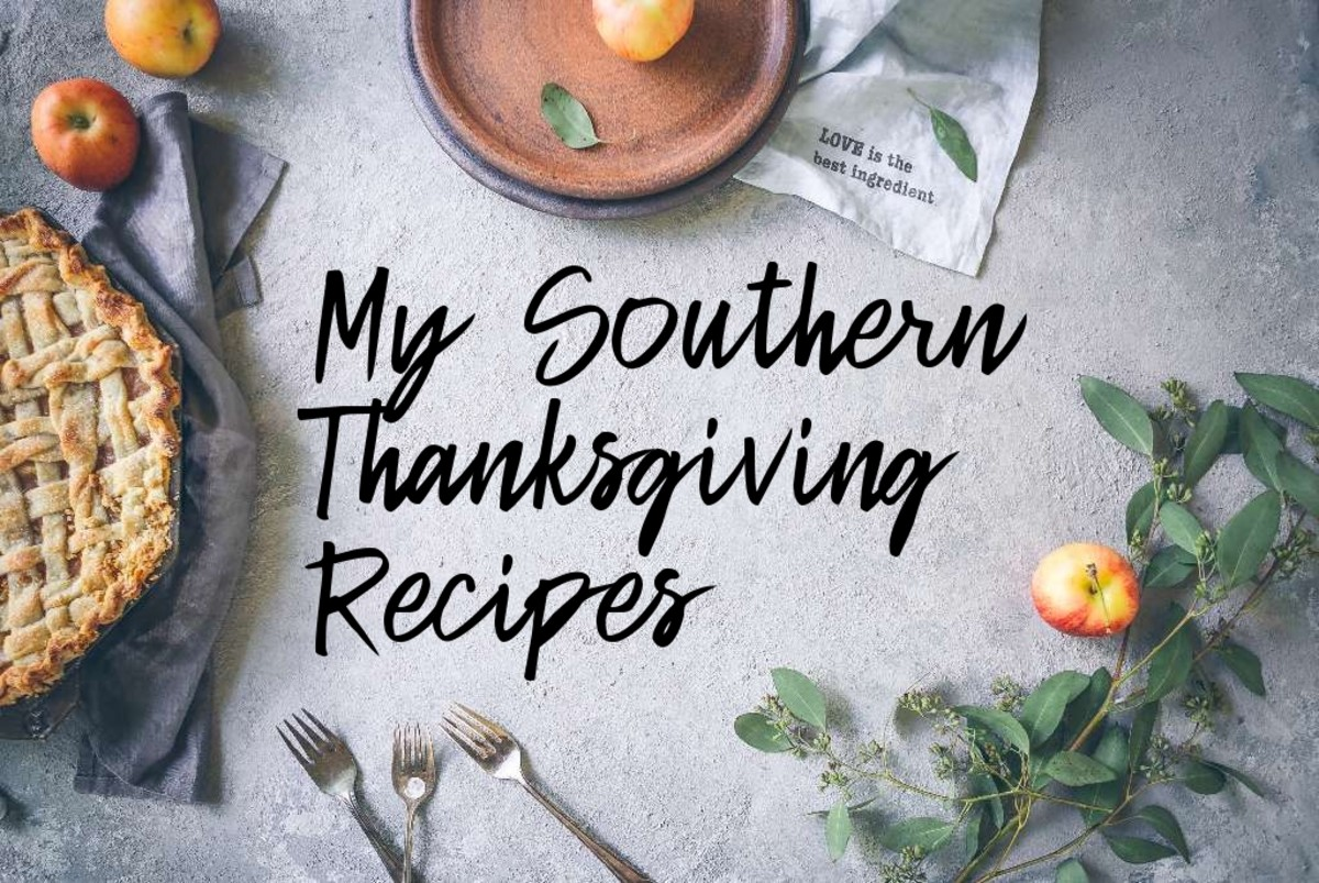 My Authentic Southern-Style Thanksgiving Recipes