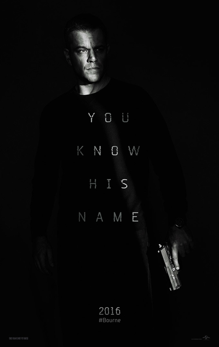 Catching Up: Jason Bourne (2016)