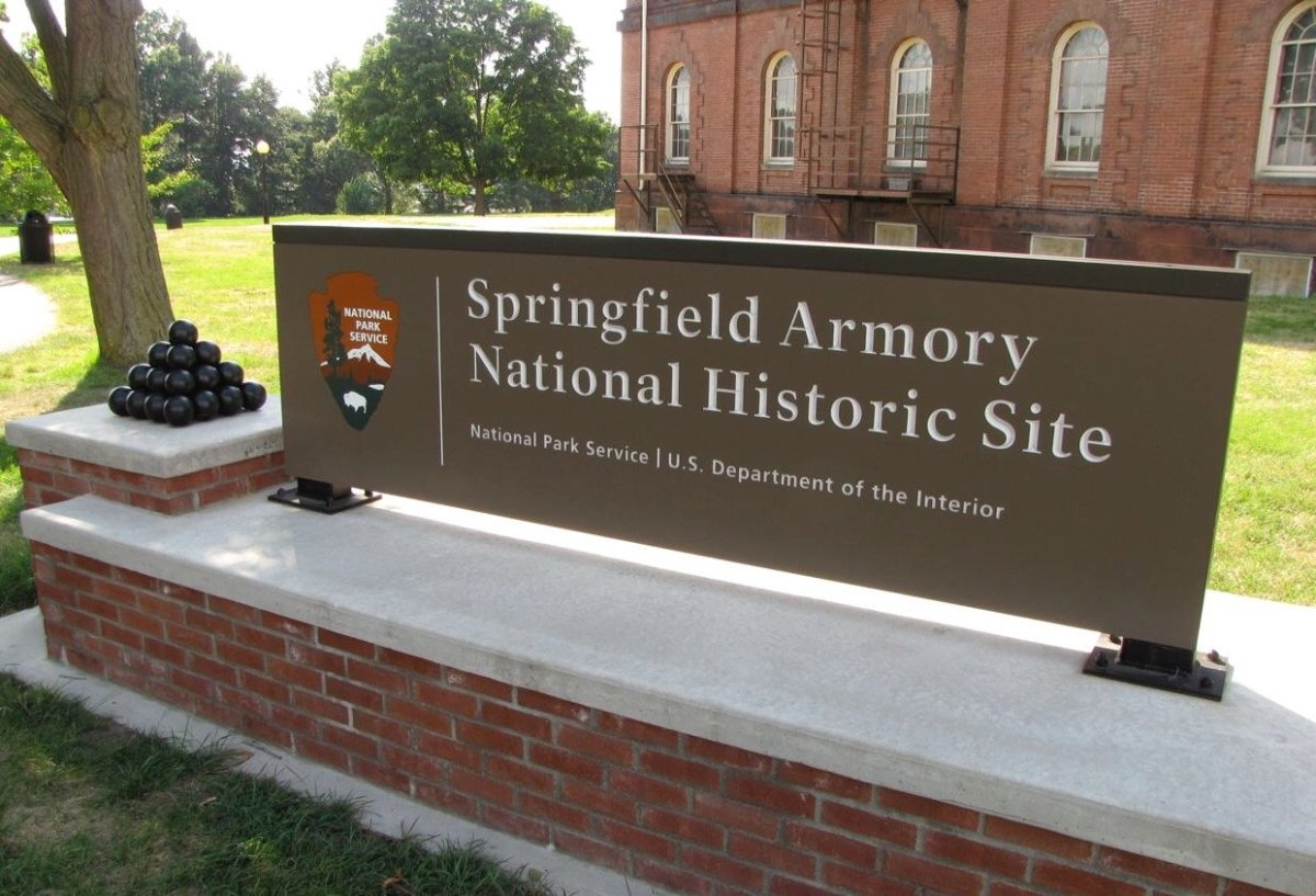 Visiting the Springfield Armory National Historic Site