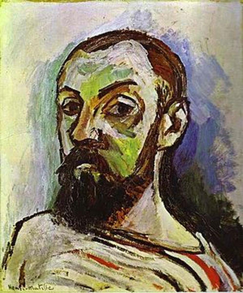"""Matisse """"Self-Portriat"""""""