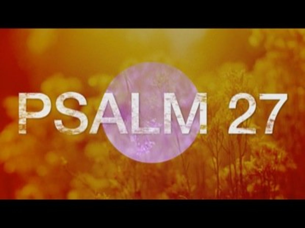 Psalm 27 Explained in Detail | LetterPile