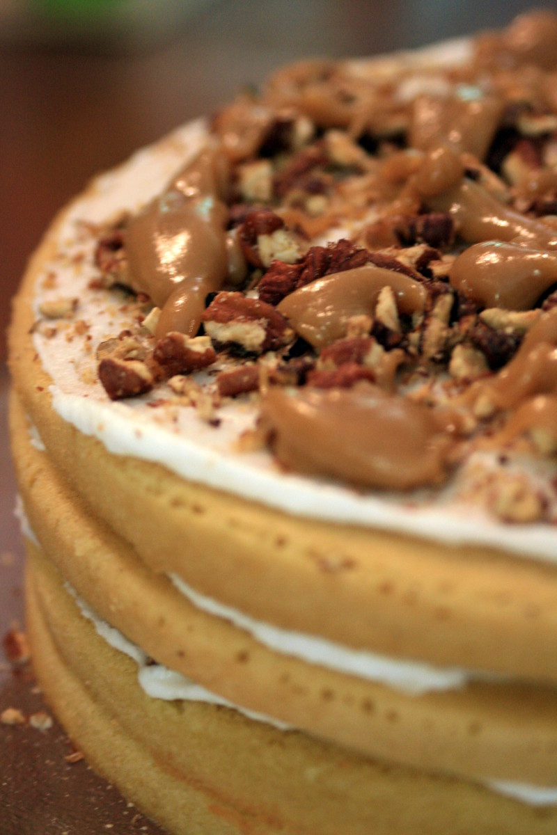 Sweet Southern Gal Cake