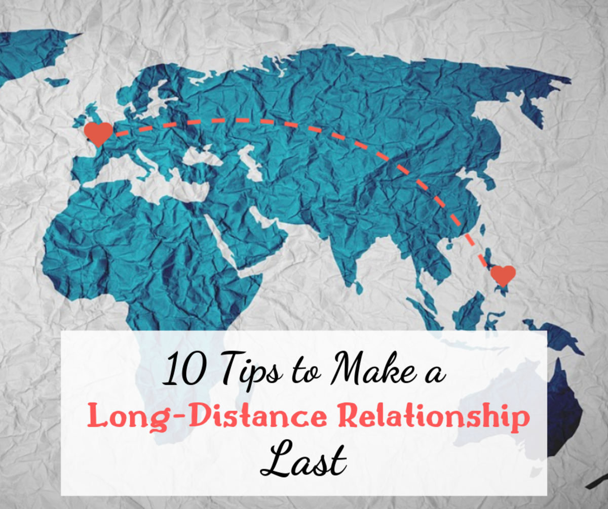 It's easy to be pessimistic about long-distance relationships, but you and your partner can make it work as long as you communicate effectively.