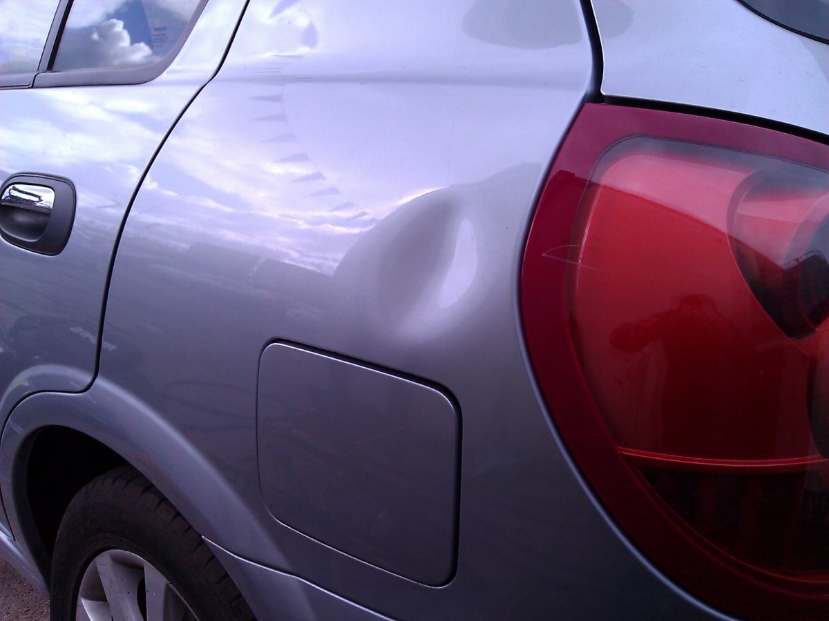 Easy DIY Ways to Take Dents Out of Your Car