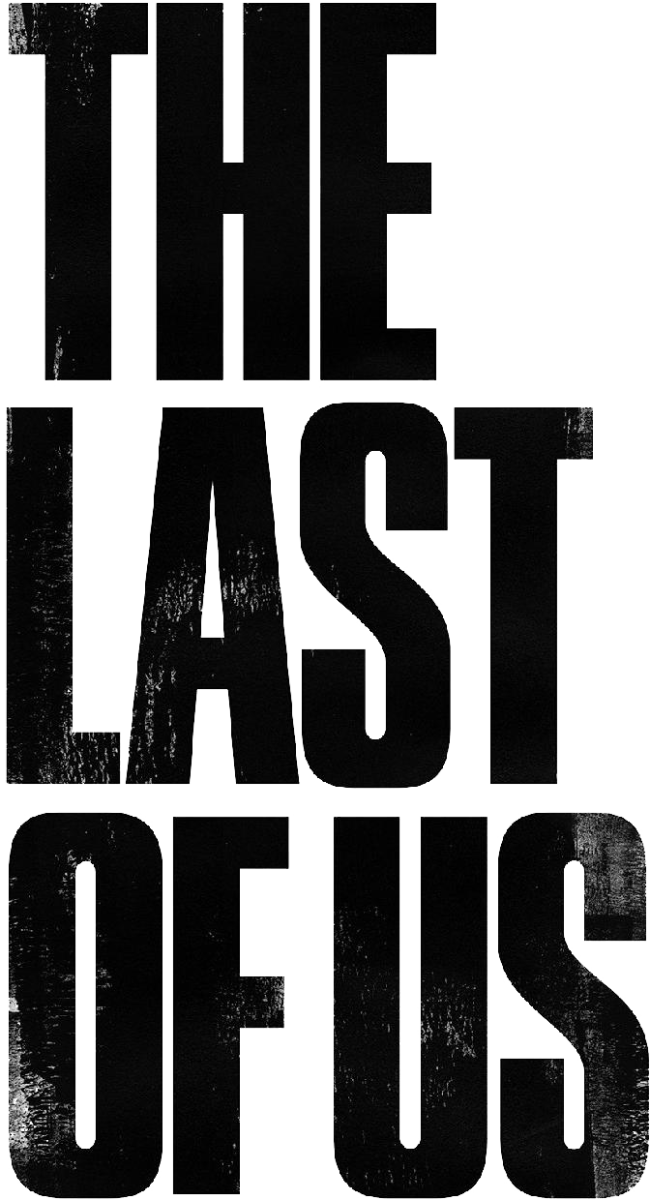 The Last of Us logo.