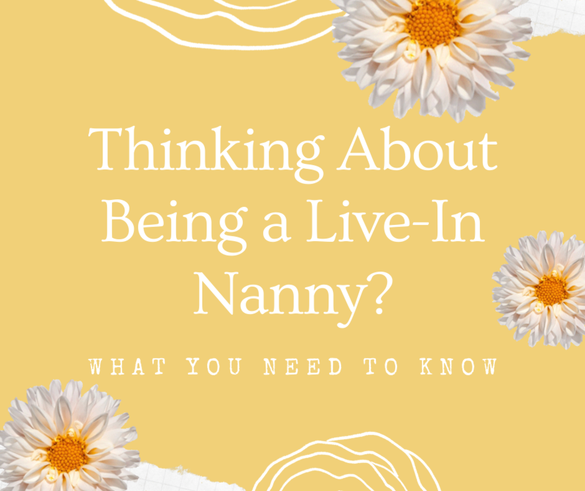 Want to Be a Live-In Nanny? Read This First