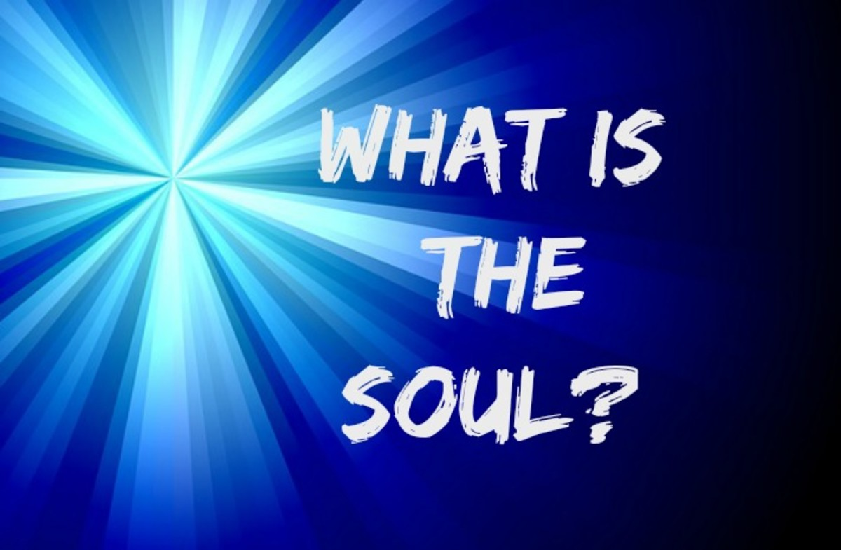 What is a soul?  It's an age old question.