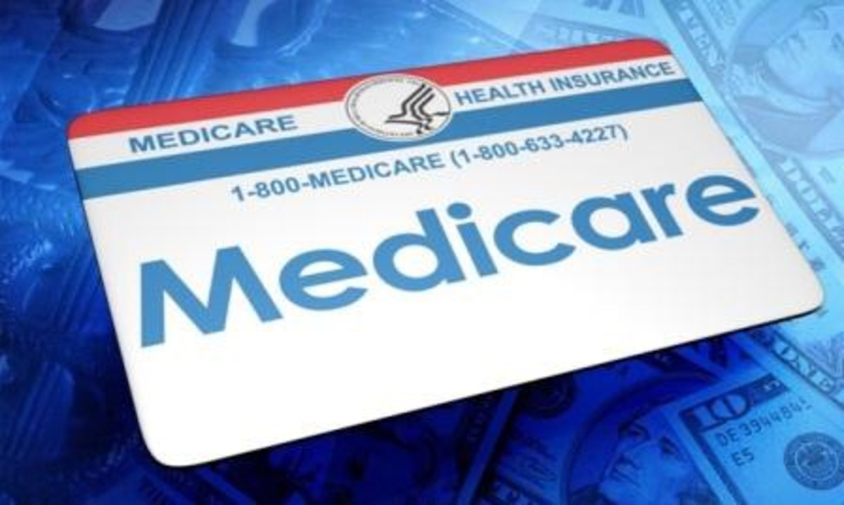 Those 65 and older are eligible for Medicare coverage.