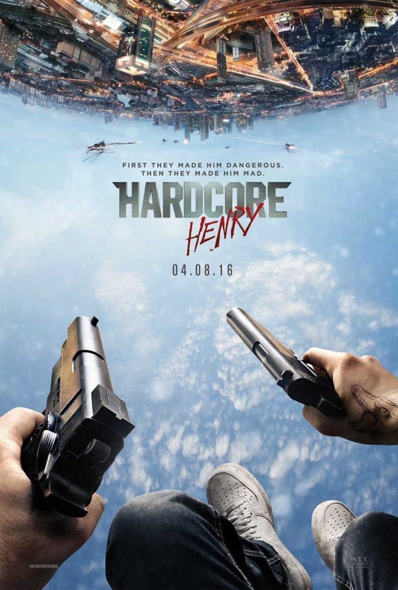Catching Up: Hardcore Henry (2016)