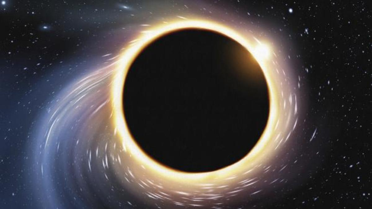 Testing Out Black Holes by Looking at the Event Horizon ...