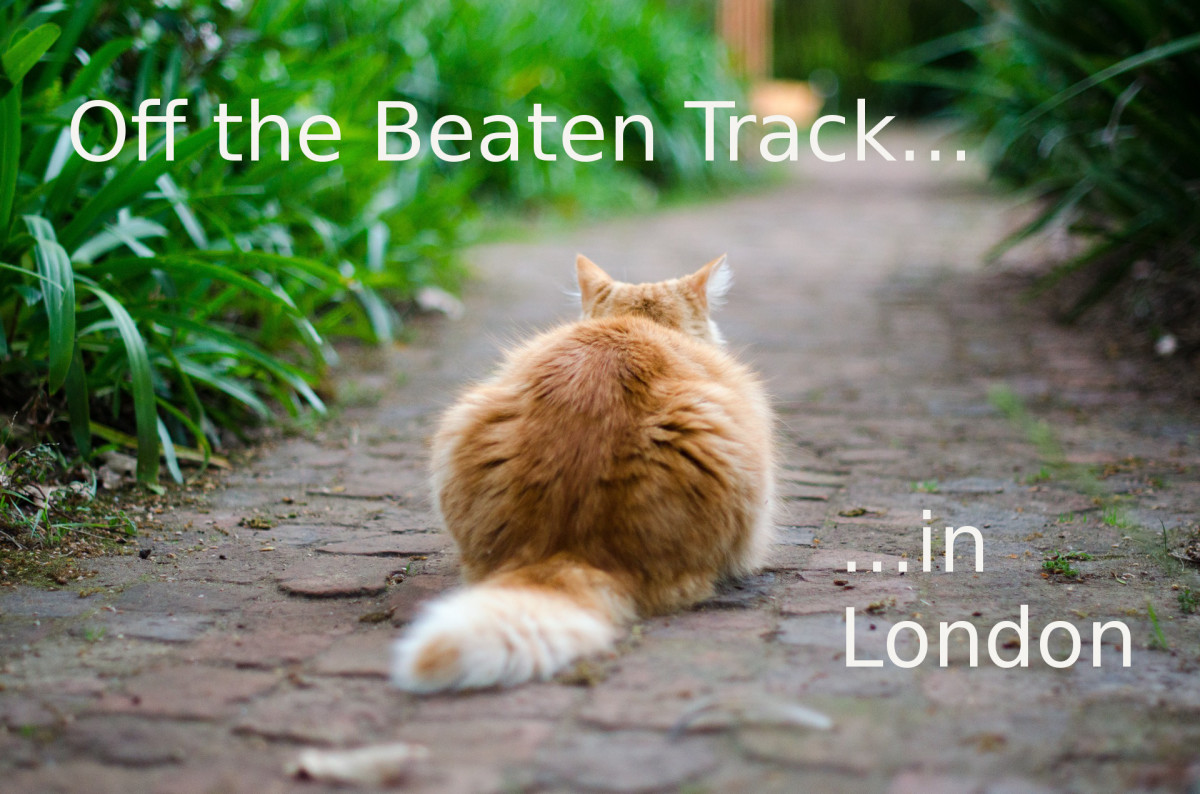 Off the Beaten Track in London