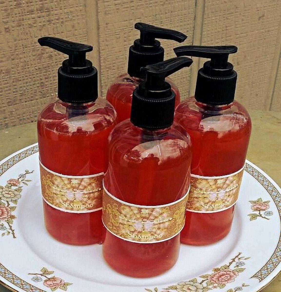 How to Make Homemade Liquid Shampoo
