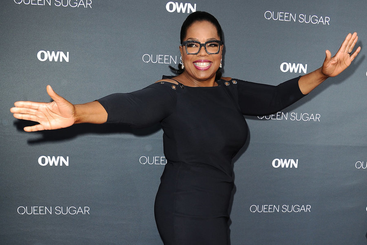 Oprah Winfrey Is Very Open About Her Weight Loss Struggles and Victories!