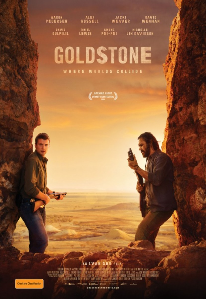 Goldstone (2016) Film Review