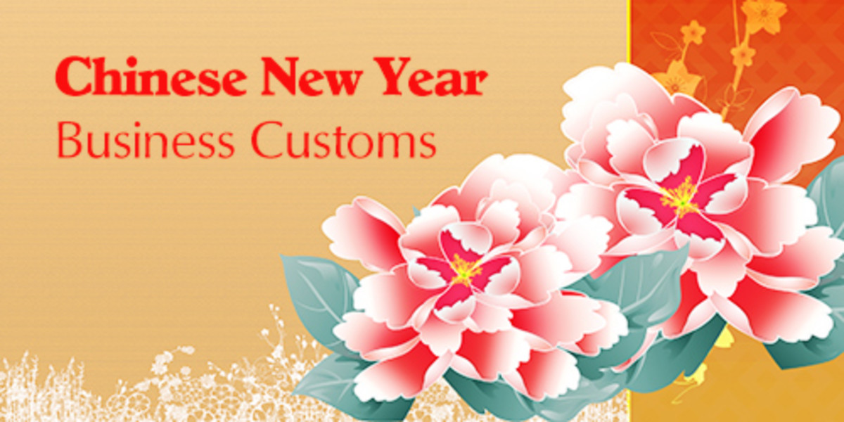 Chinese New Year Business Customs for the uninitiated.