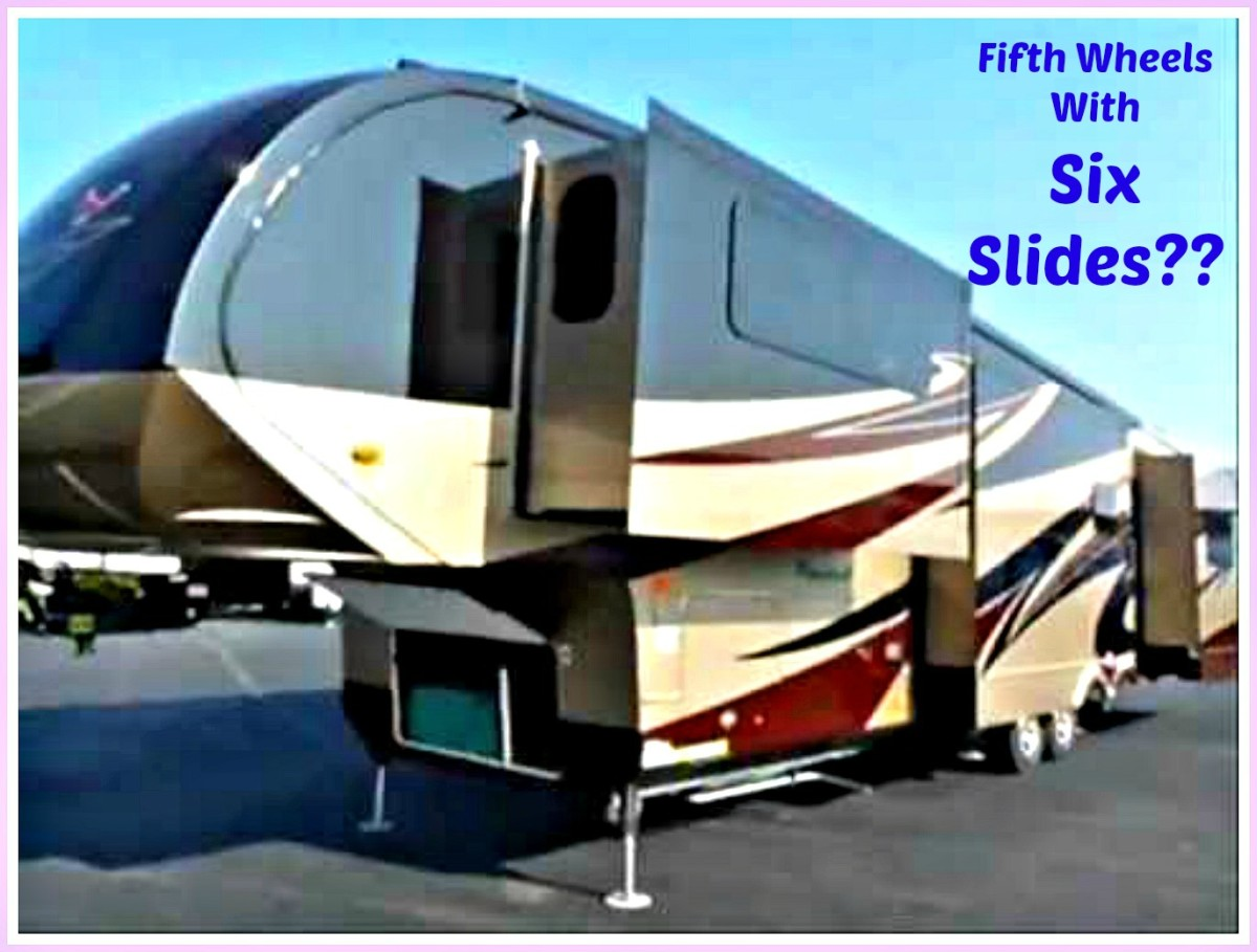 What You Need to Know About Six-Slide RVs