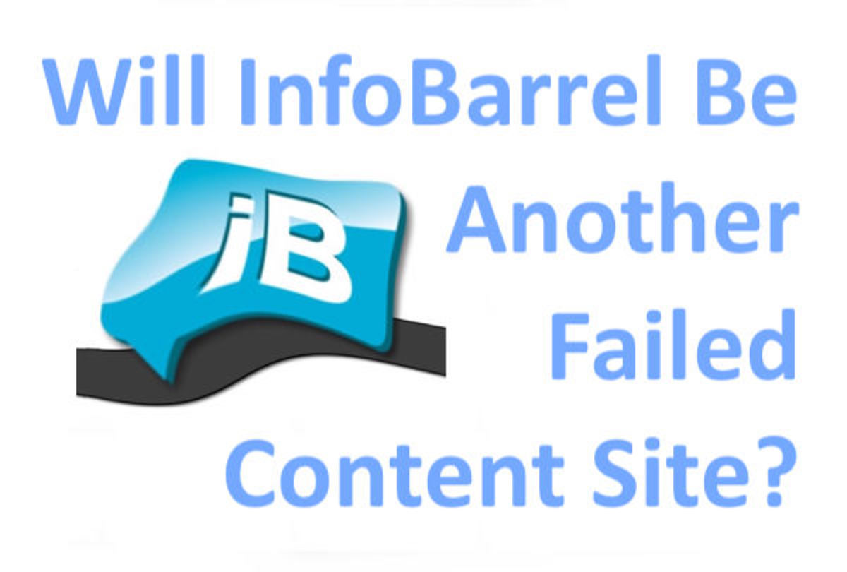 Will InfoBarrel Be Another Failed Content Site?