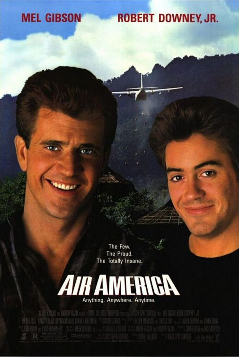 Film Review: Air America