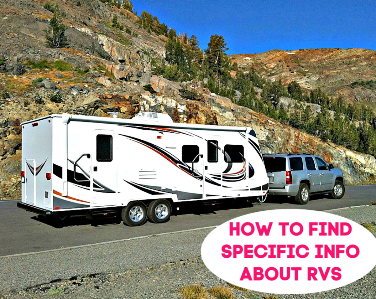 Being able to access good information makes RV living and travel much easier.