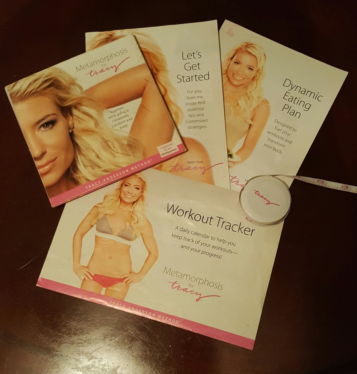 The Tracy Anderson Method - A Review