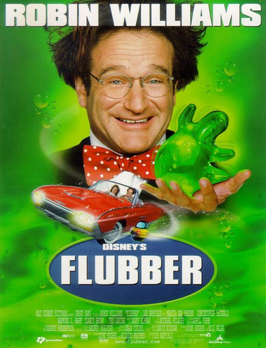 Film Review: Flubber