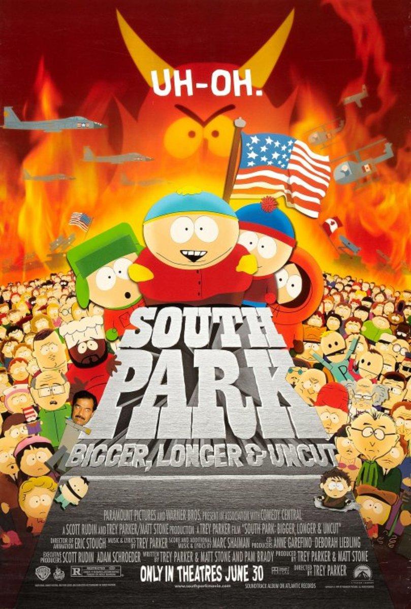 Film Review: South Park: Bigger, Longer & Uncut