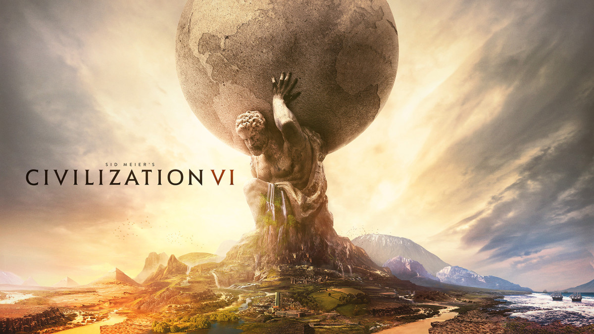 Cover art for Sid Meier's Civilization IV. Released in 2016.