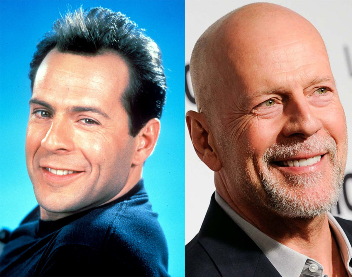 The Best and Worst Films of Bruce Willis