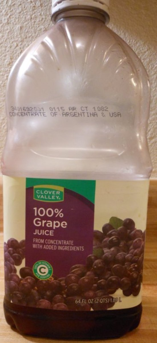 This juice from Dollar General worked great for my last batch of wine.