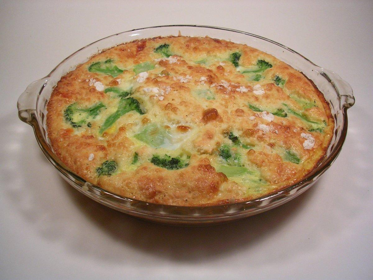 Broccoli Quiche Recipe Food Network