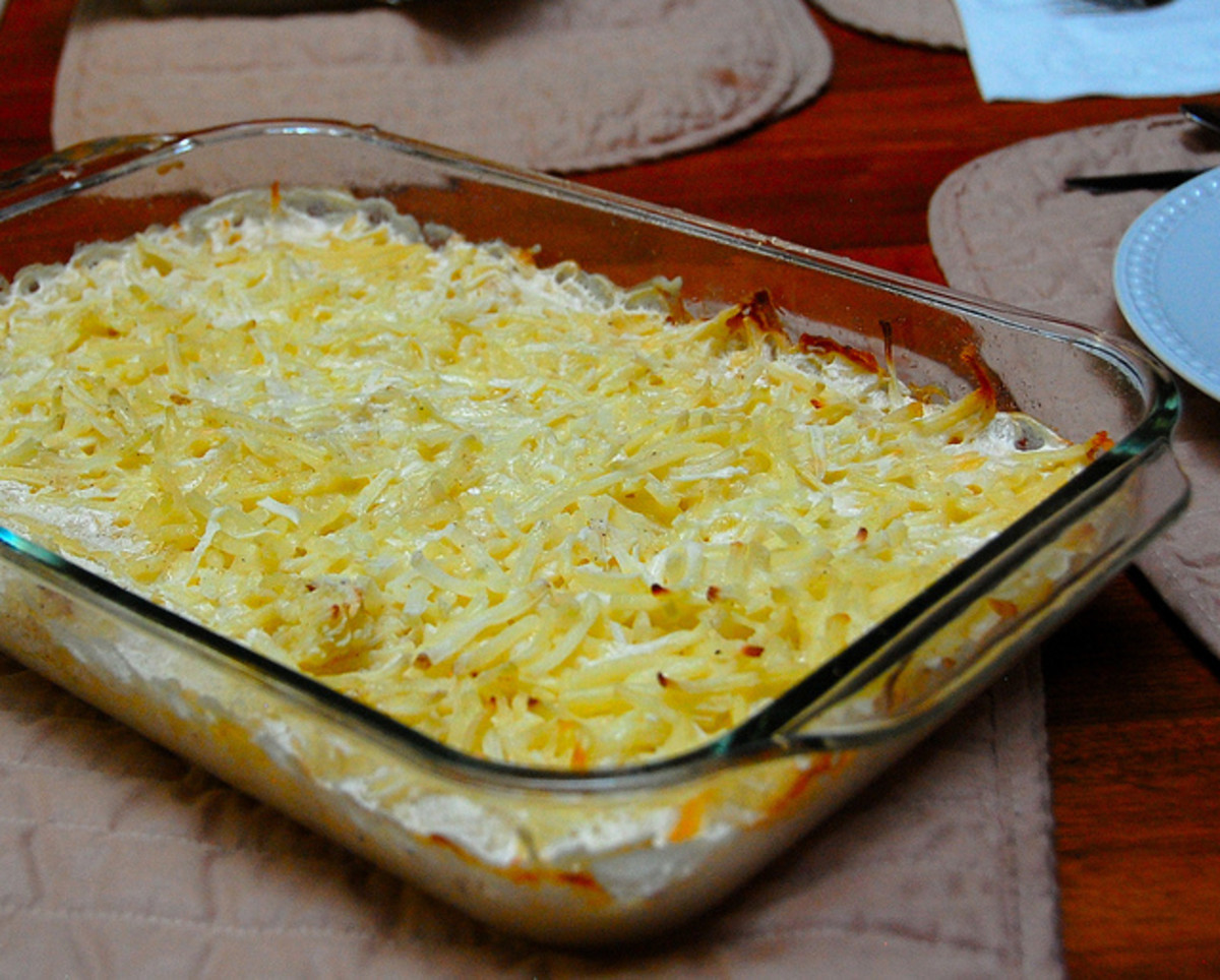 7 Best Casserole Recipes: Main and Side Dishes
