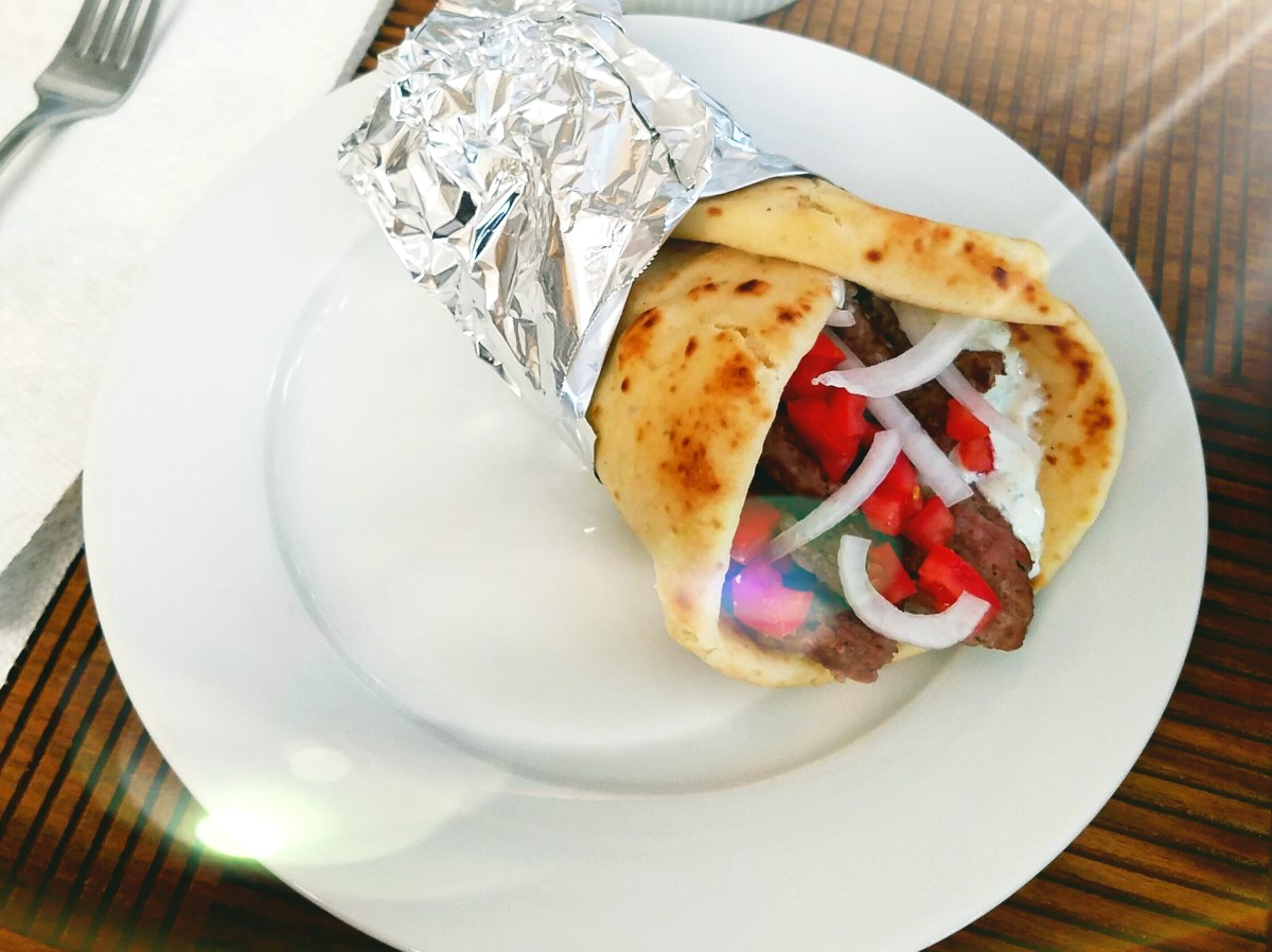 How to Make Delicious Lamb Gyros