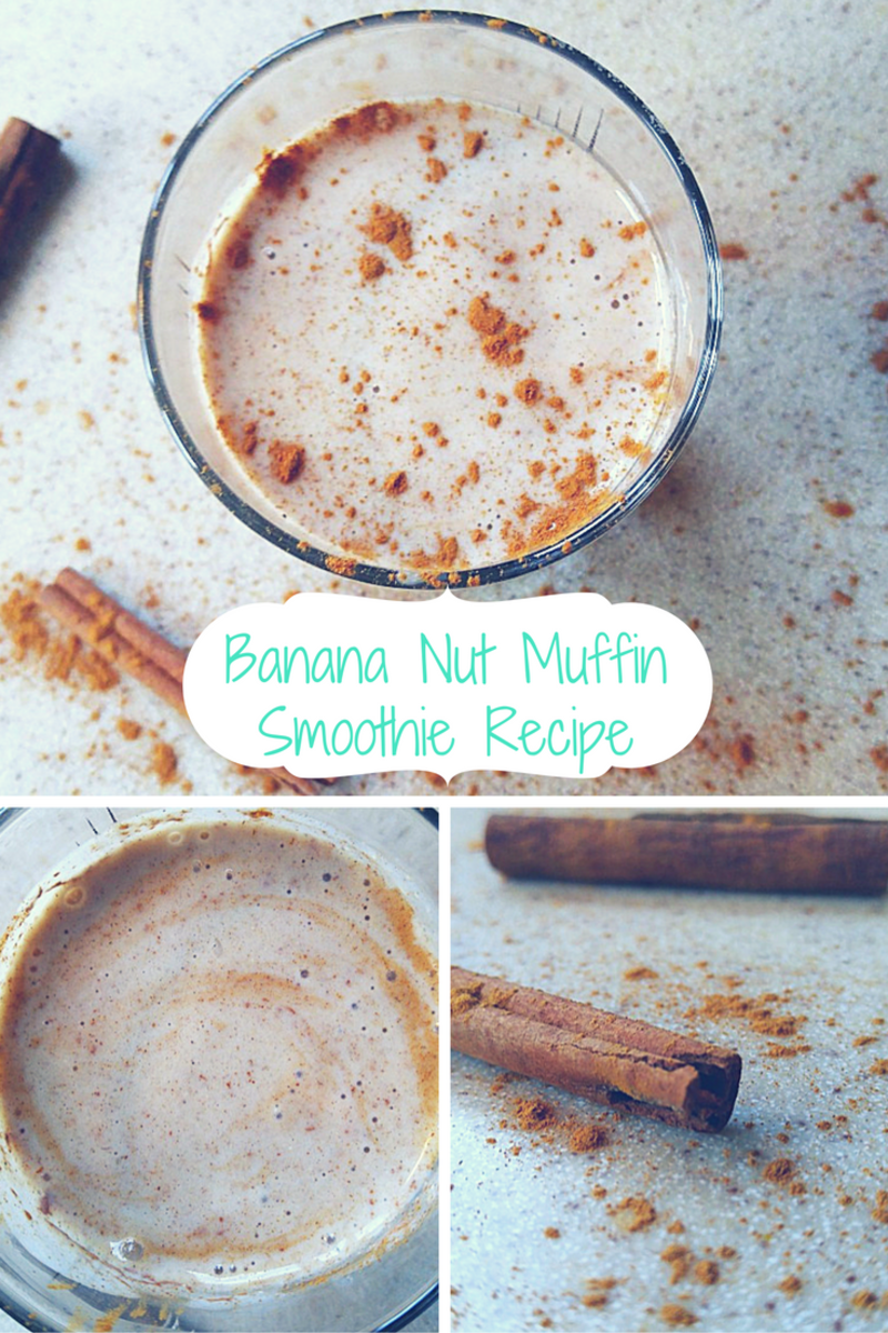 Banana Bread Smoothie Recipe