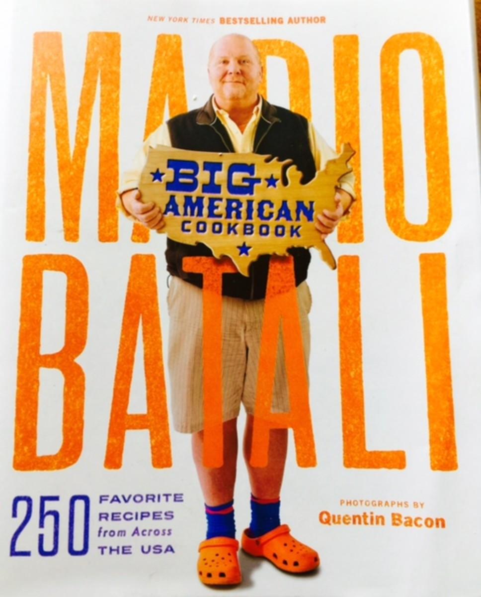 "Mario Batali's ""BIG American Cookbook"""