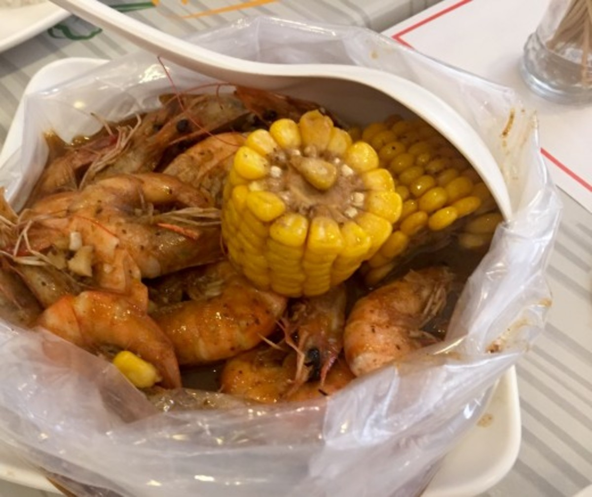 Review: Choobi Choobi Seafood Restaurant, SM City Mall, Iloilo City