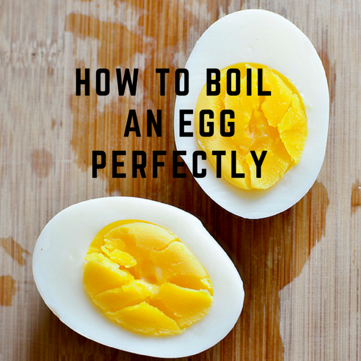 How to Boil an Egg Perfectly Every Time