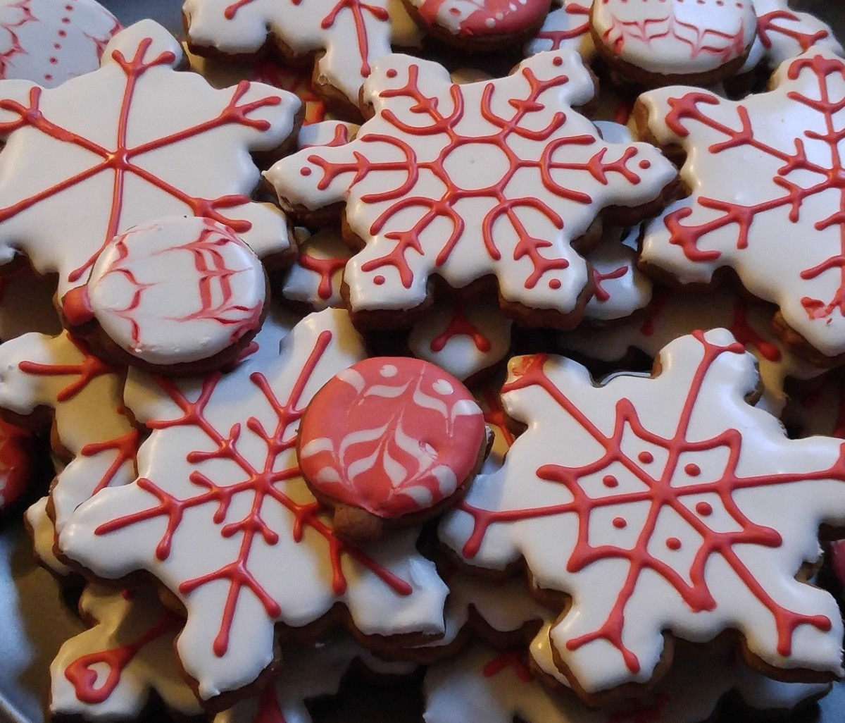 Santa's favorite cookie?