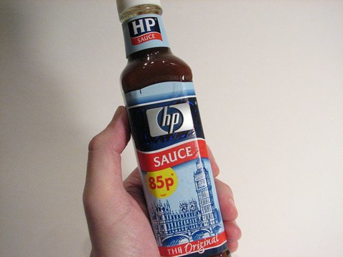 In Praise of Brown Sauce