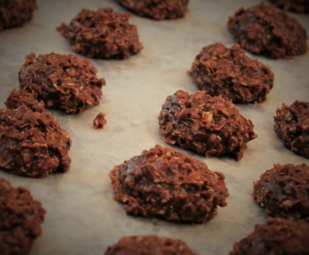 This is the classic no bake cookies recipe that I hope you enjoy!