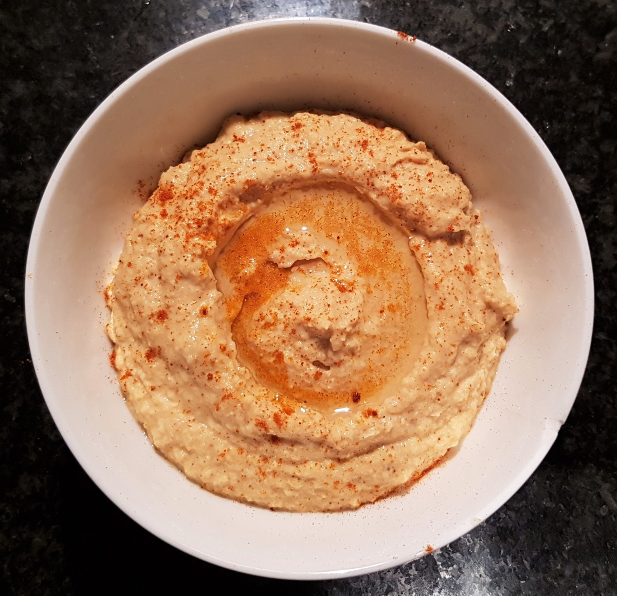Easy Hummus Recipe – Quick 5 Minute Homemade Hummus