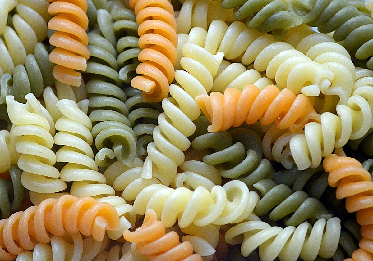 Leftover pasta is one of the easiest ingredients to turn into a tasty dish.