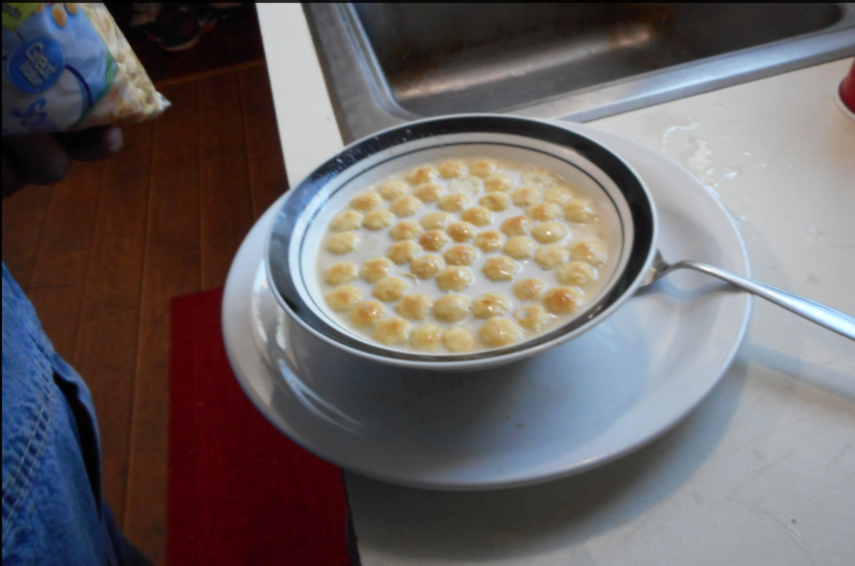 Minnesota Cooking: Oyster Stew