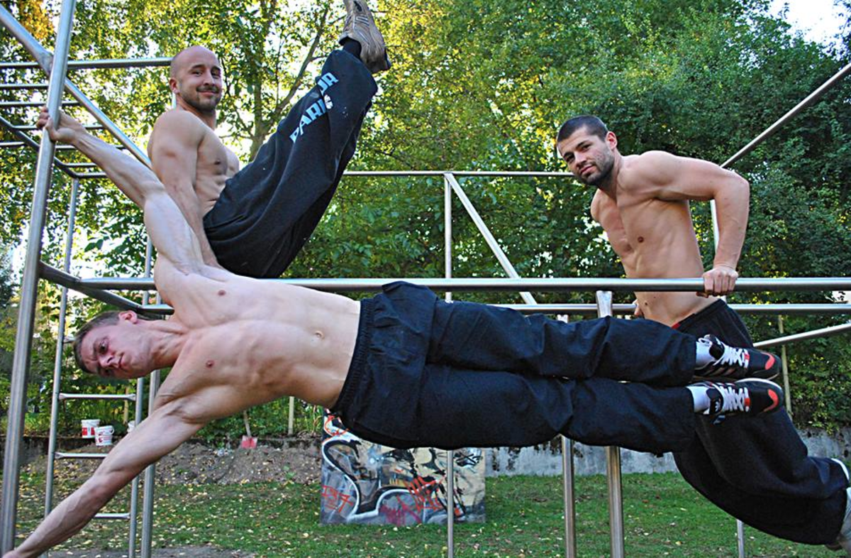 Calisthenics Simple Yet Effective Workout