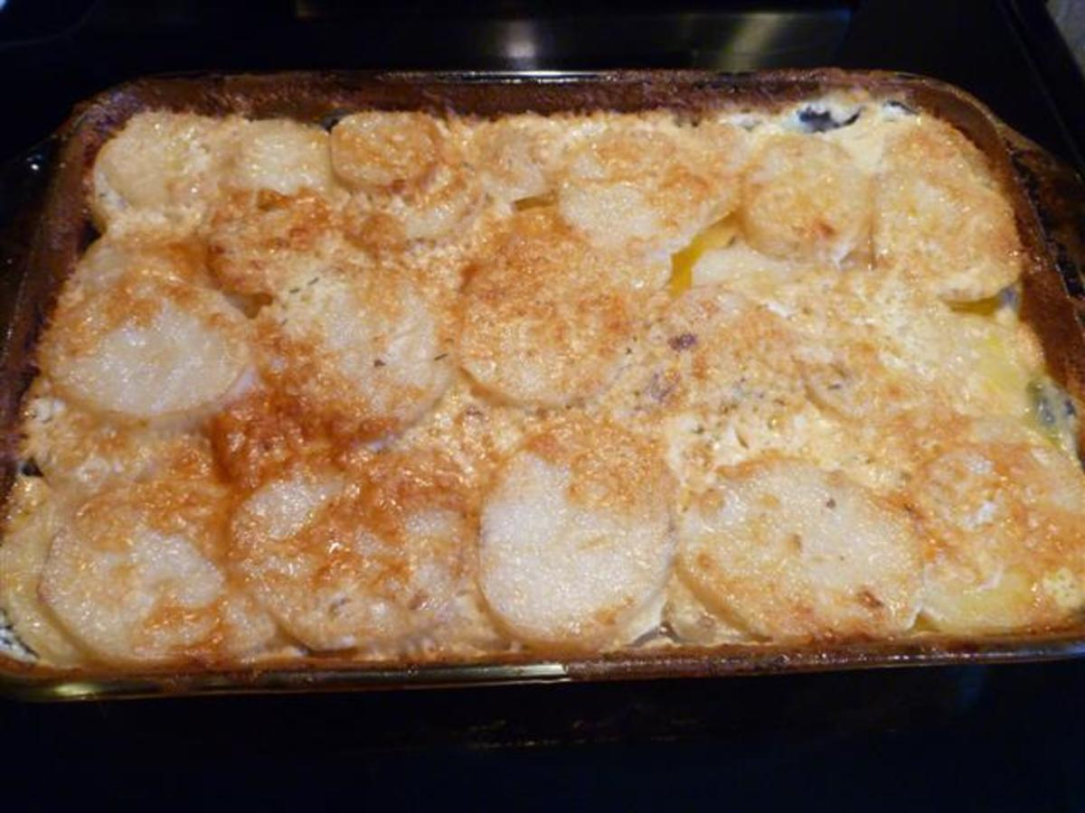 The Best Scalloped Potatoes Ever