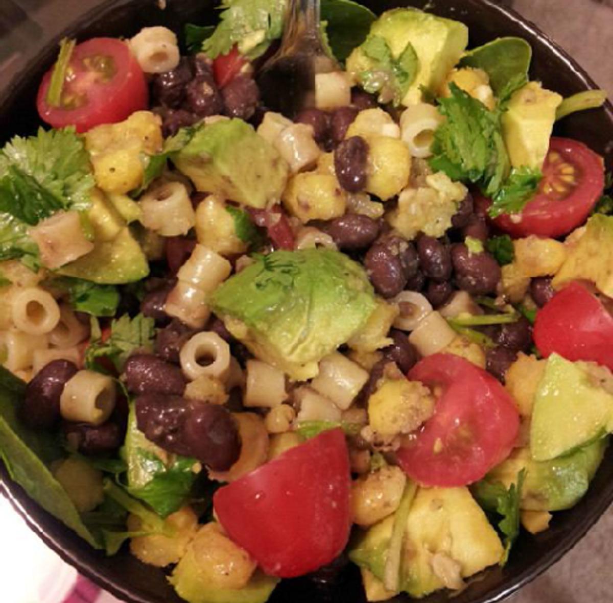 4 Healthy Vegan Recipes: Pasta Salad, Taco Salad, and Soups