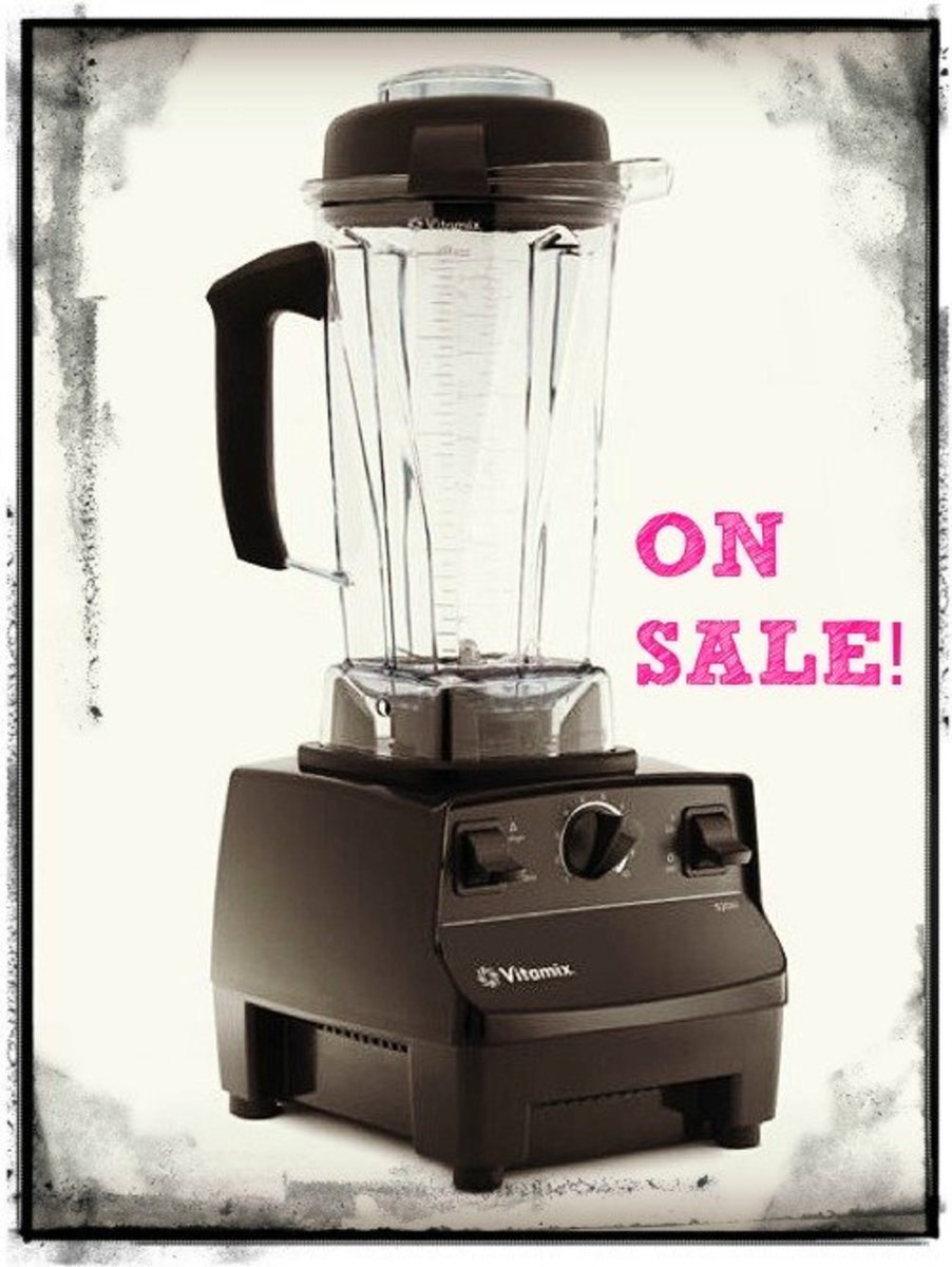 How to Buy a Vitamix for the Best Price